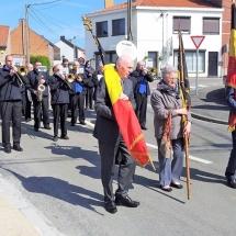 Commémorations de la guerre 190 1945 le 6 mai 2017 11