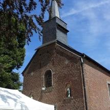 Concert à la Chapelle Notre-Dame de Roux de Frasnes-lez-Gosselies le 12 août 2018