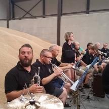 Répétition à la ferme Joli Jean de Rèves le 7 août 20189