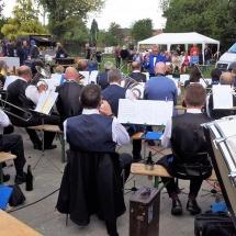 Concert au château De Dobbeleer le 8 septembre 2018 11