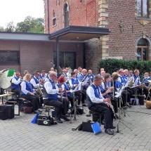 Concert au château De Dobbeleer le 8 septembre 2018 13