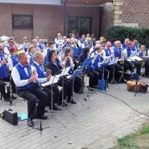 Concert au château De Dobbeleer le 8 septembre 2018 6