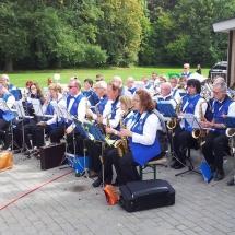Concert au château De Dobbeleer le 8 septembre 2018 7