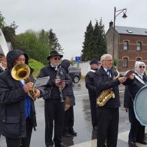 Commémoration 8 mai 2019 à Frasnes-lez-Gosselies 10