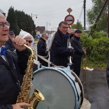 Commémoration 8 mai 2019 à Frasnes-lez-Gosselies 7