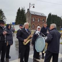 Commémoration 8 mai 2019 à Frasnes-lez-Gosselies 9