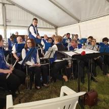 Concert des moissons à la chapelle de Roux de Frasnes-lez-Gosselies