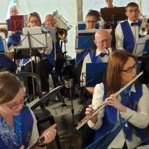 Concert des moissons à la chapelle de Roux de Frasnes-lez-Gosselies 9